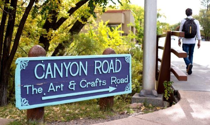 Canyon Road Arts