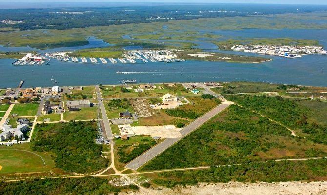 Cape May Harbor NJ