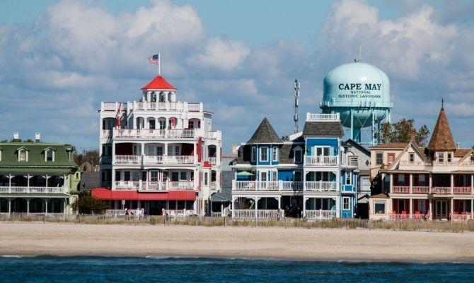 Cape May Historic District, NJ