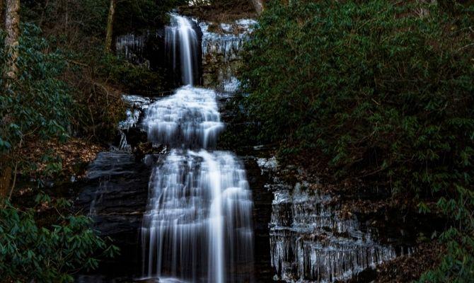 DeSoto Falls, Helen