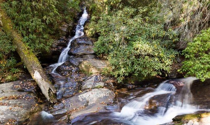 Dukes Creek Falls, White Country