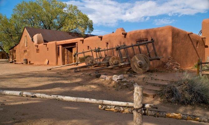 El Rancho de las Golondrinas Santa Fe