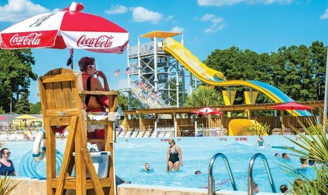 Jungle Rapids Family Fun Park Wilmington NC
