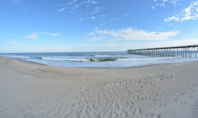 Kure Beach, Wilmington NC