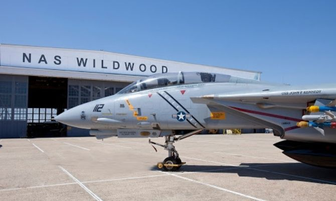 Naval Air Station Wildwood Aviation Museum Cape May