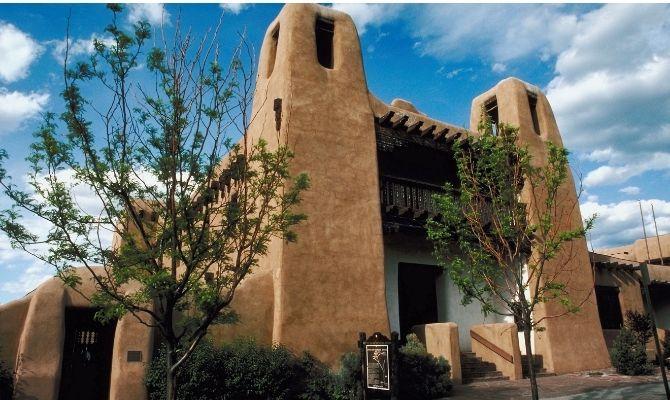New Mexico Museum of Art, Santa Fe