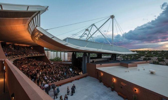 Santa Fe Opera House NM