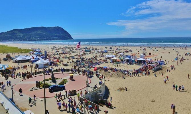 Seaside Beach, Seaside