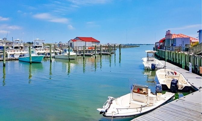 Things to Do in Cape May Schellenger's Landing