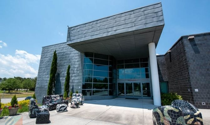 Things to Do in Wilmington NC Cameron Art Museum