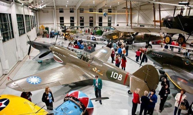 Things to do in Virginia Beach Atlantic Military Aviation Museum