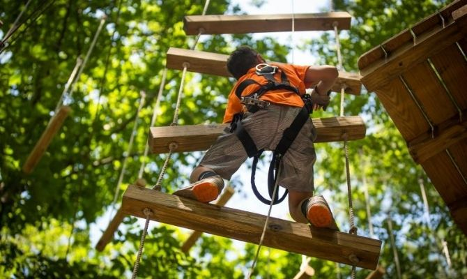 Things to do in Virginia Beach The Adventure Park