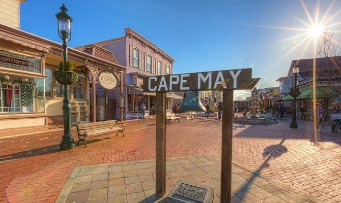 Washington Street Mall Cape May