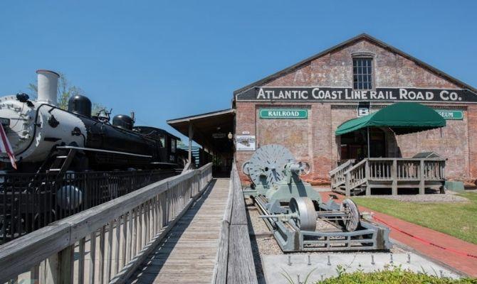 Wilmington Railroad Museum Wilmington NC