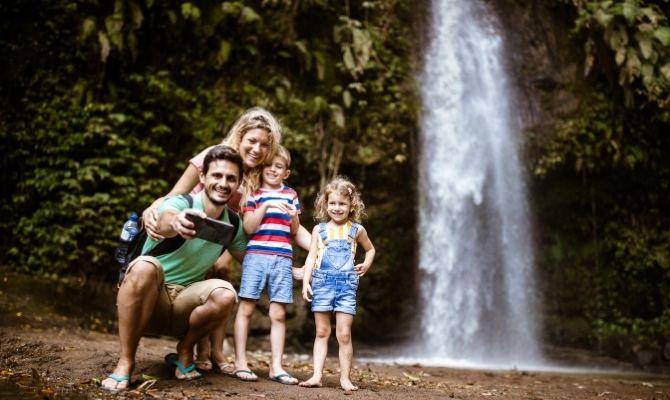 Amazing Waterfalls in Oregon, United States