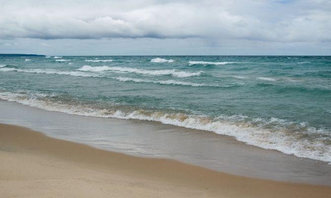 Beaches in Michigan Empire Beach, Empire