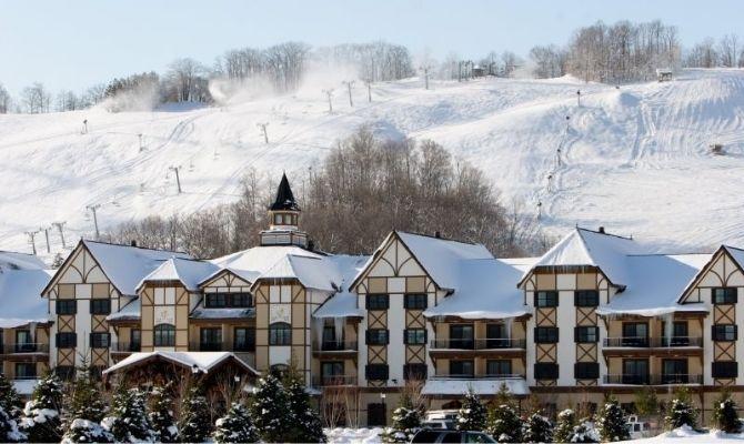 Boyne Mountain Resort, Michigan