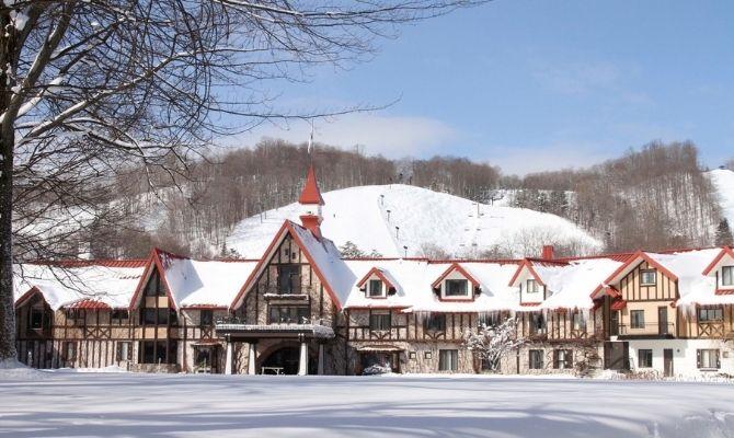 Ski Resorts in Michigan: Boyne Highlands Resort