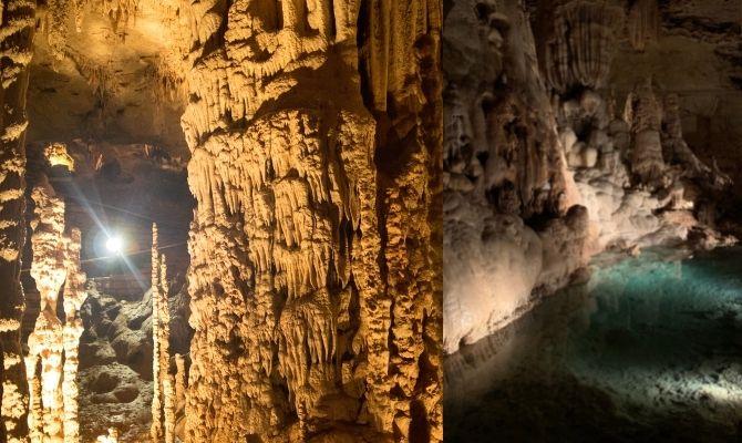 Caverns in Texas Natural Bridge Caverns