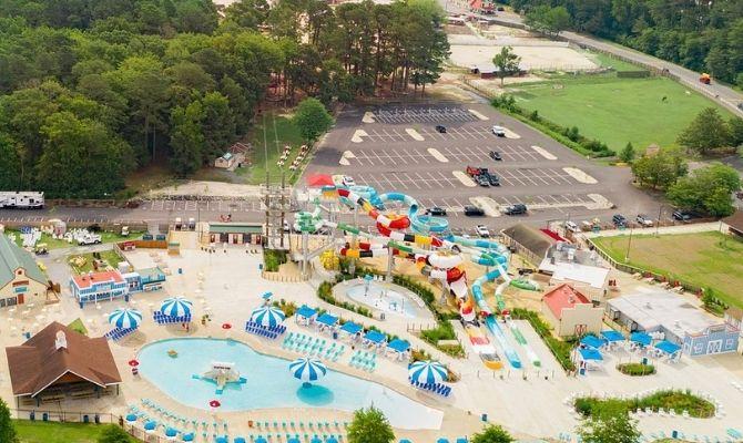 Frontier Town RV Resort & Campground, MD