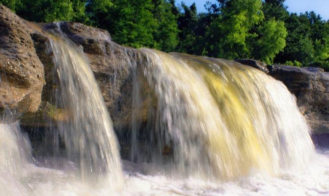Lower Falls, McKinney Falls State Park