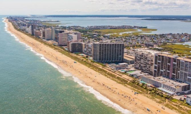 Ocean City Beach MD