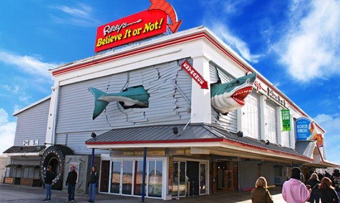 Ripley's Believe It or Not! Ocean City MD