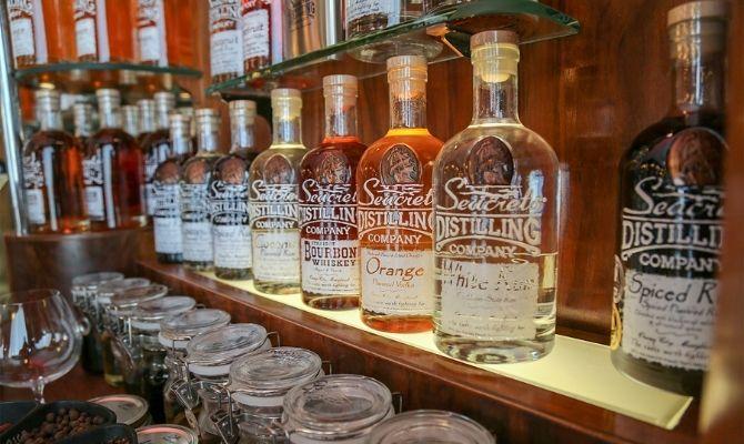Seacrets Distilling Company, MD