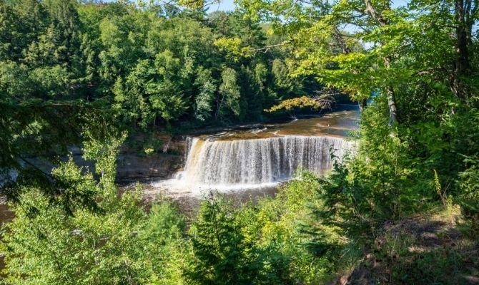 Tahquamenon Falls, Paradise