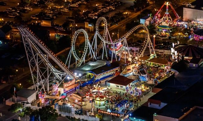 Things to Do in Ocean City MD Trimper's Rides of Ocean City
