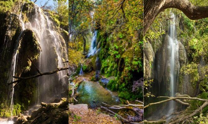 Waterfalls in Texas Gorman Falls, Colorado Bend State Park