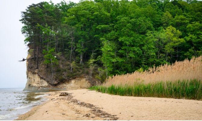 Westmoreland State Park Beach, Westmoreland County