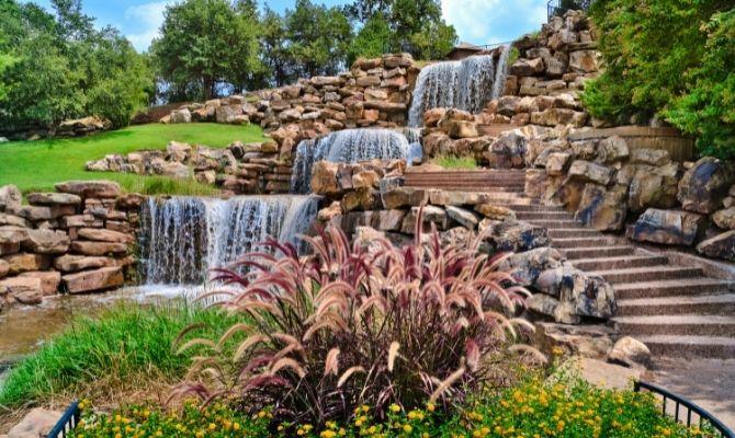 Wichita Falls, Lucy Park
