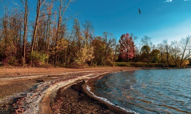 Alum Creek State Park, Ohio