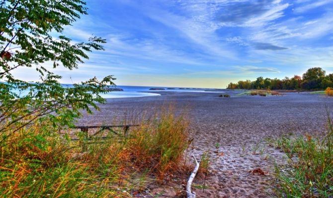 Beaches in Ohio Beulah Beach, Vermilion