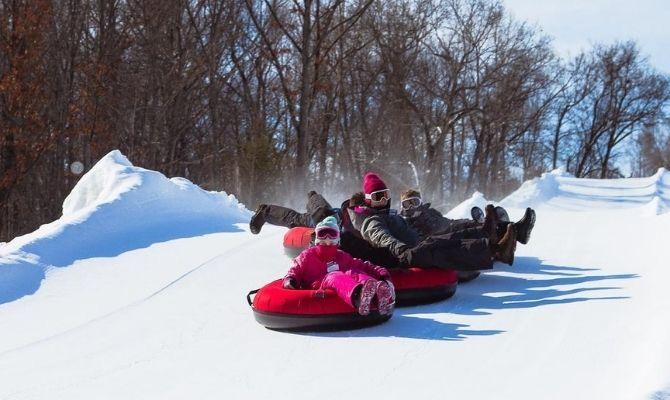 Cannonsburg Ski Area, Belmont