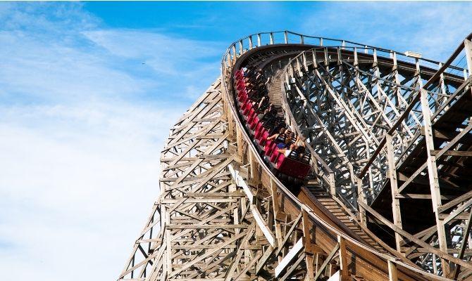 Cedar Point Shores Amusement Park