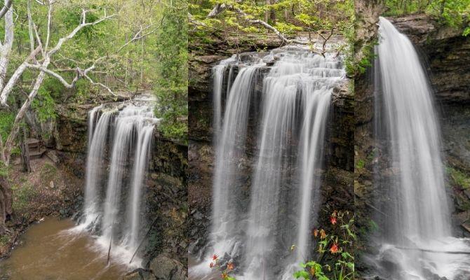 Charleston Falls, Charleston Falls Preserve