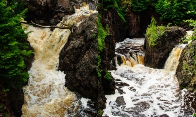 Copper Falls, Wisconsin