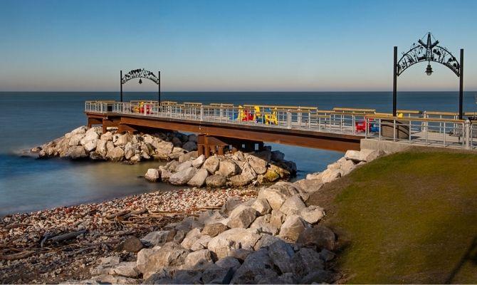 Euclid Beach Park, Cleveland Ohio