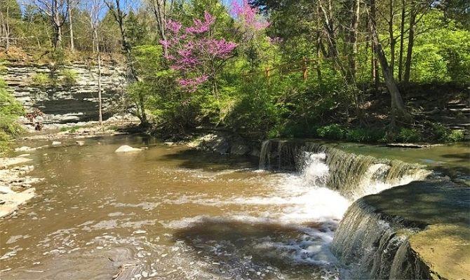Horseshoe Falls, Ohio