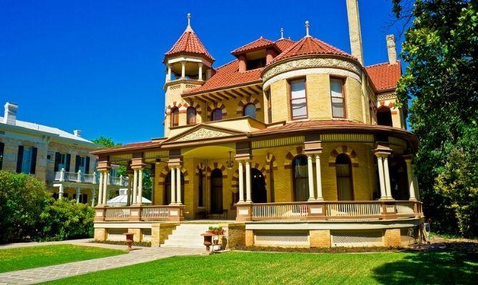 King William Historic District Texas