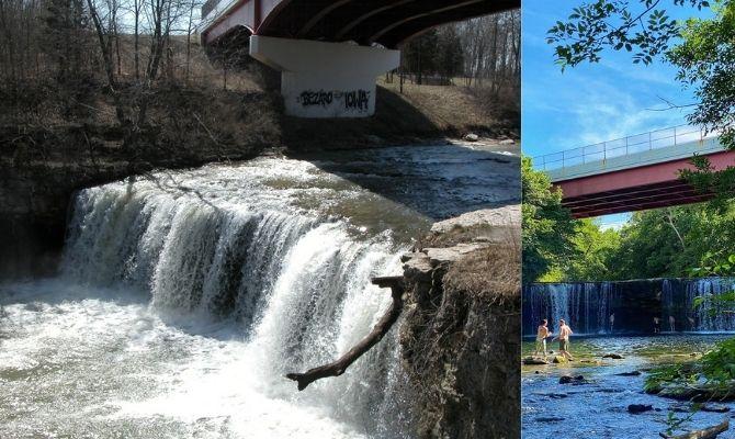 Ludlow Falls, Miami County OH