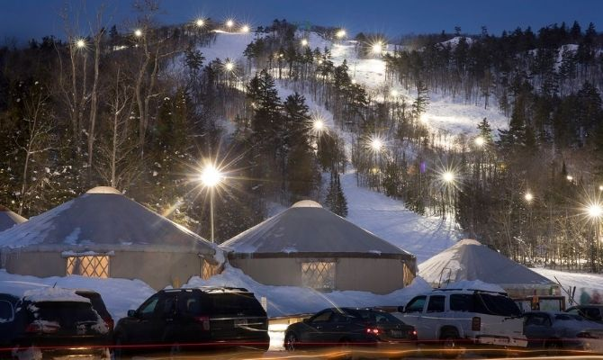 Mount Bohemia Ski Resort, Michigan