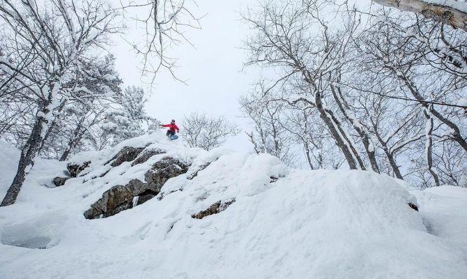 Mount Bohemia Ski Resort, Mohawk