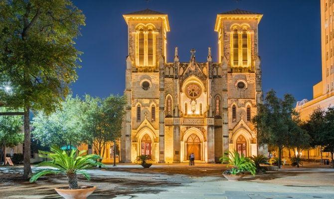 San Fernando Cathedral Texas