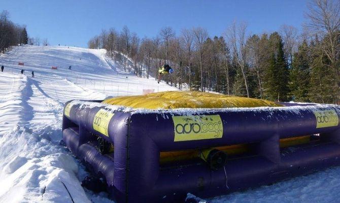 Ski Brule, Iron River MI