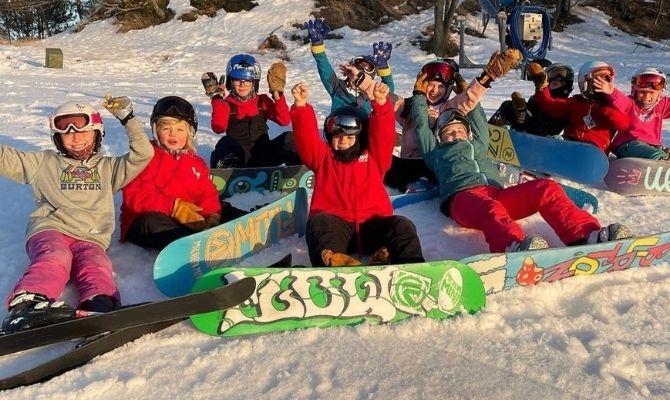 Ski Resorts in Michigan Mulligan's Hollow Ski Bowl