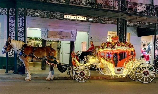 Things to Do in San Antonio Lollypop Carriage Ride Service