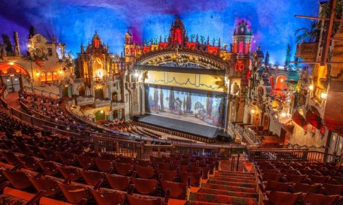 Things to Do in San Antonio Majestic Theatre